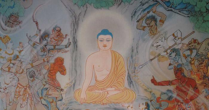 Online : Herdenking van Boeddha's ontwaken