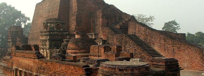 De allereerste universiteit, Nalanda, was boeddhistisch