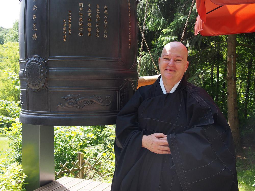 Zaike Tokudo ceremonie
