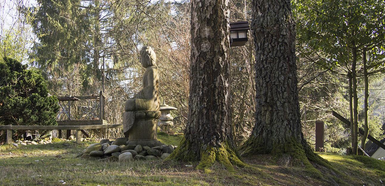 Retraite dans un monastère zen